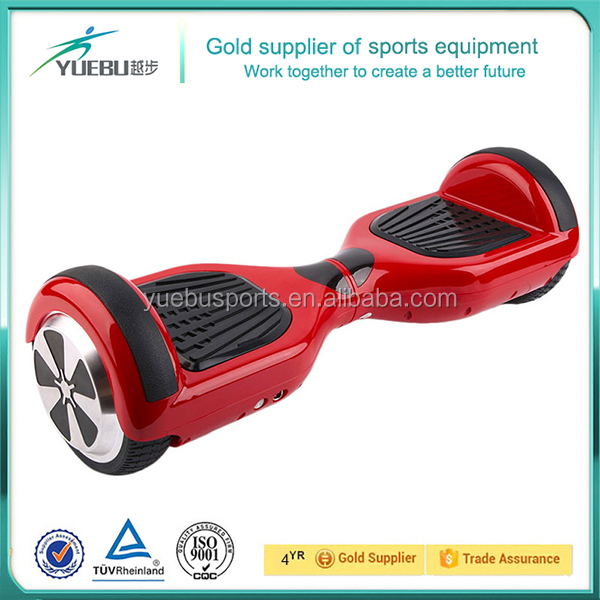 2016Personal Transporter Child Electrical Hover Board Smart 2 Wheel Gyro Scooters Hands free Self Balance Scooter(YB-P002)