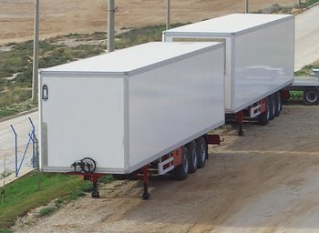 Refrigerated / Frigorifik Semi Trailer