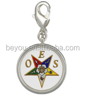 Custom Order of Eastern Star Sweet Diva9 oes charms