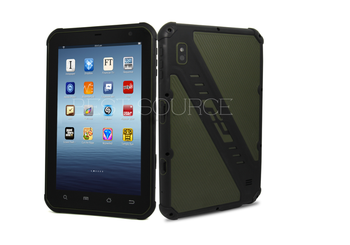 "China Supplier rugged tablet 8"" RAM 1G ROM 16G Qualcomm Quad core Back Camera 8.0MP Bluetooth Wifi GPS rugged tablet ip67"