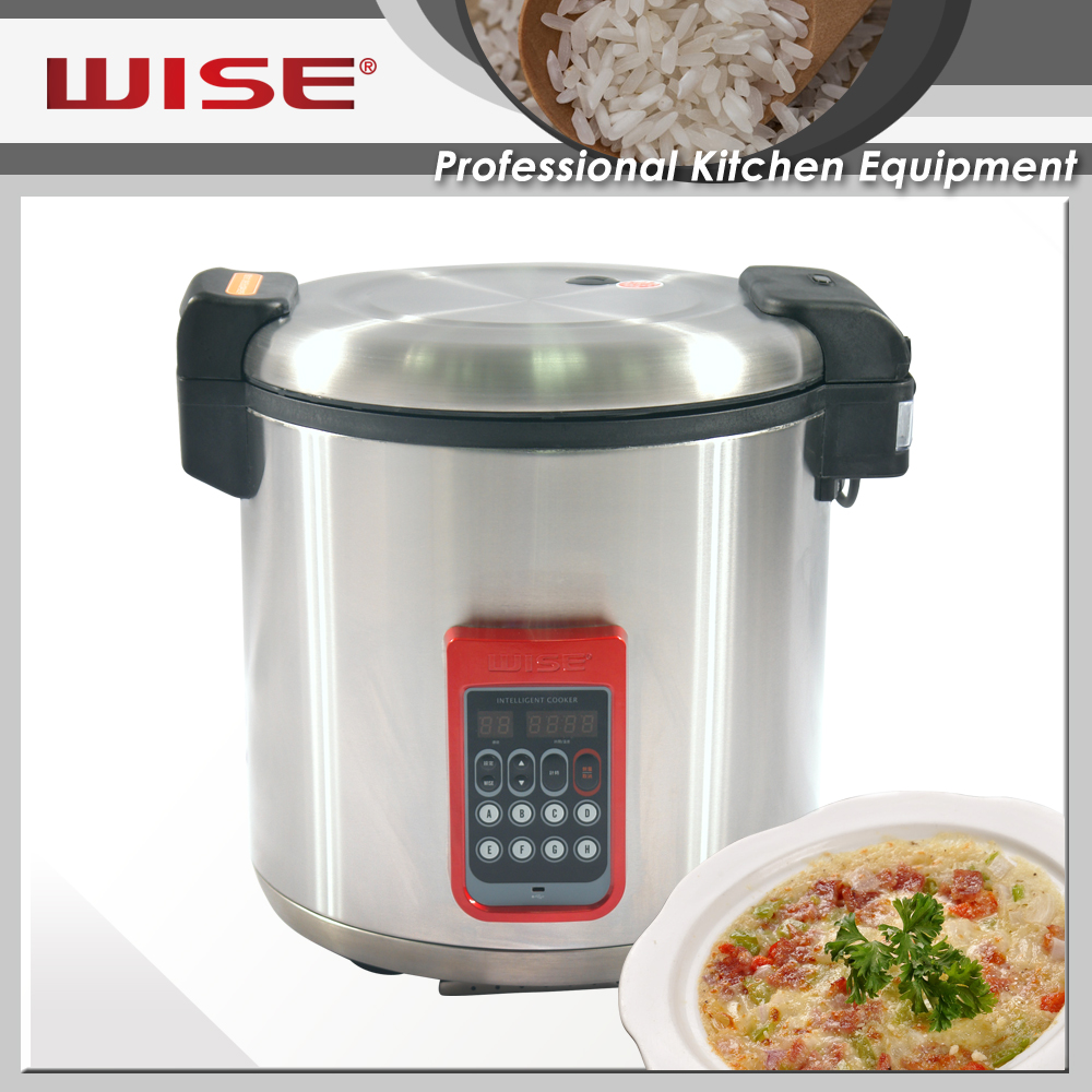 WISE Electric Multifunction Slow Cooker with CE