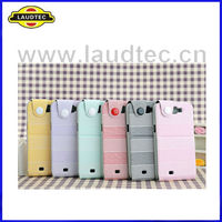 New Arrival Ultra Thin Leather Flip Case for Samsung Galaxy Note 2 N7100--Laudtec