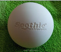 Cross fit nature rubber massage ball fitness