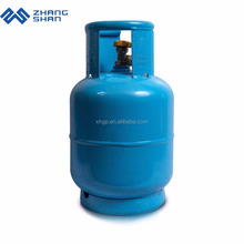 Saudi Arabia Market 5kg LPG Gas Steel Cylinder with Low Prices