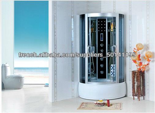 Pas cher cabines de douches en fibre de verre bain douche hammam sauna house - Douche hammam pas cher ...