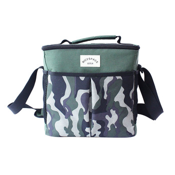 China Factory Supplies Cooler Bags With Customized Logo Camouflage Color Soft Cooler Bag