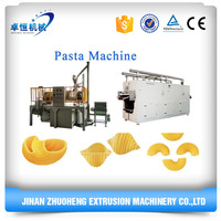 Single Screw Pasta Macaroni Extruder Machine