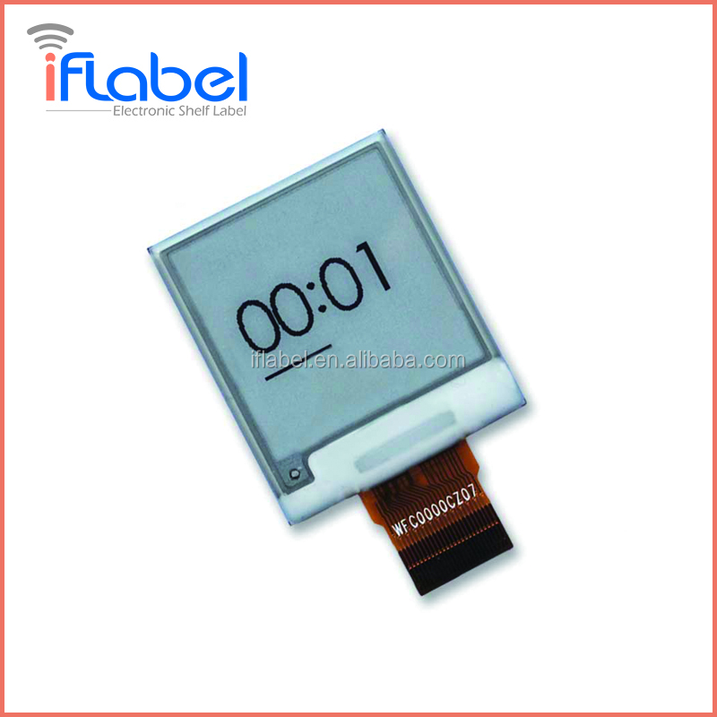 Hot sale small epd screen for smart watch e-ink display with 200x200 resolution