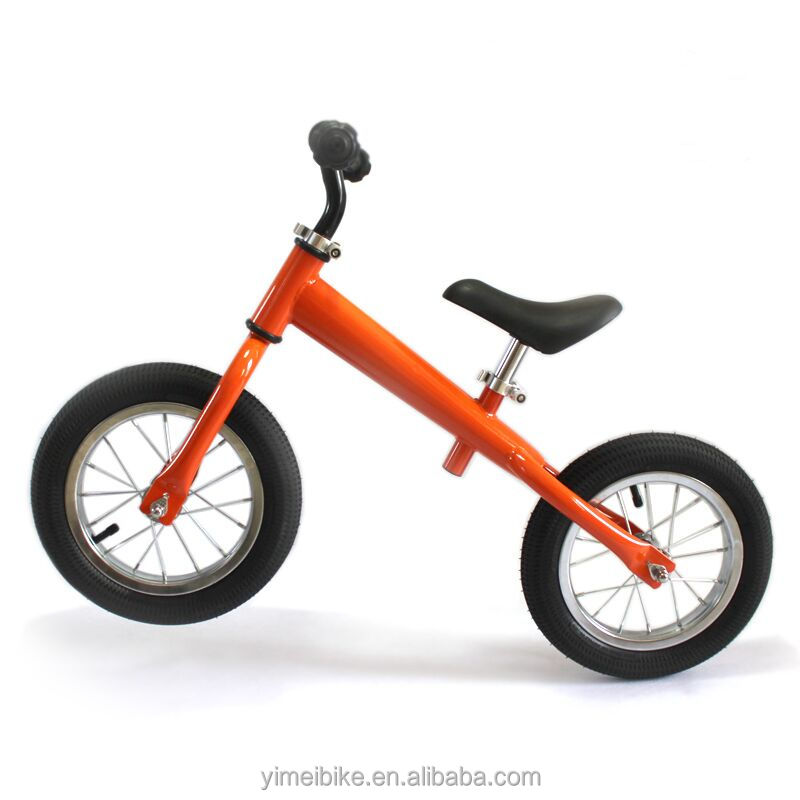 "12"" Wheel Size baby balance bike for kid / CE balance bicycle for kids/online selling kids balance cycle No Training Wheels"