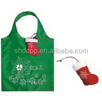 Top quality OEM cute foldable shopping bag
