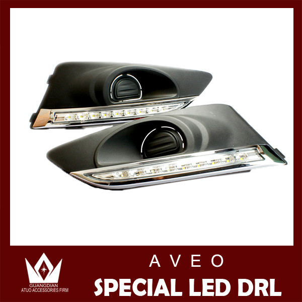 lightpoint waterproof high quality Special Car LED Daytime Running Led Lighting For Cars