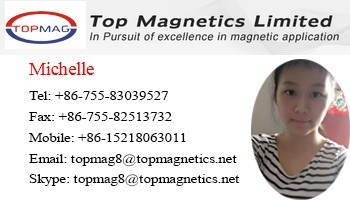 High power permanent neodymium rotor magnet for sale