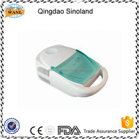 CE approved Handheld Ultrasonic compressor Nebulizer Machine