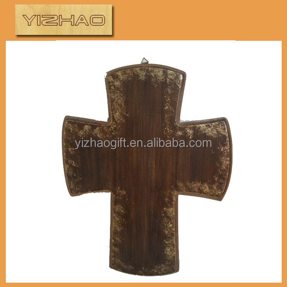 Beautiful Antique homemade Christian Religious Small Wooden Crosses,wooden crosses for crafts