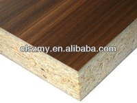 Wood grain chipboard for the plae furniture