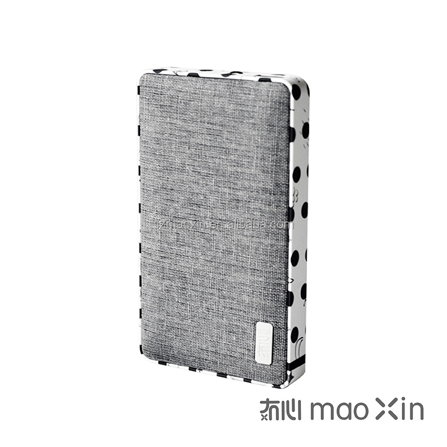 Mao-Xin 10400Mah External Battery Portable Power Bank for All Smartphones