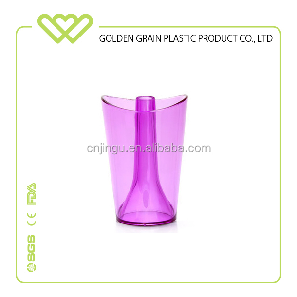 professional plastic bathroom gargle toothbrush cup on sale
