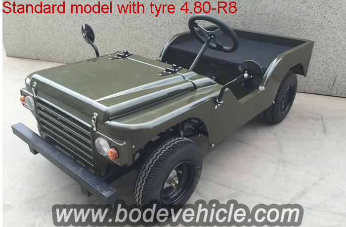 Bode New 110cc 125cc 150cc gas mini jeep willys(MC-425)