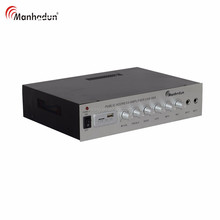 USB Bluetooth FM Remote Control PA Sound System Audio Amplifier