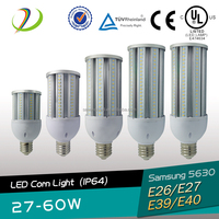 27W E26/E27 LED corn light Replaces HID, CFL and Incandescent