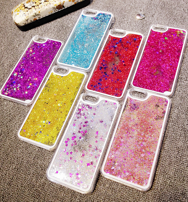 3D Liquid Glitter Quicksand Phone Case hard case cover for lenovo sisley s90,waterproof case for samsung galaxy e7