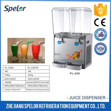 Competitive Price Safe Post Mix Fruit Juice Dispenser