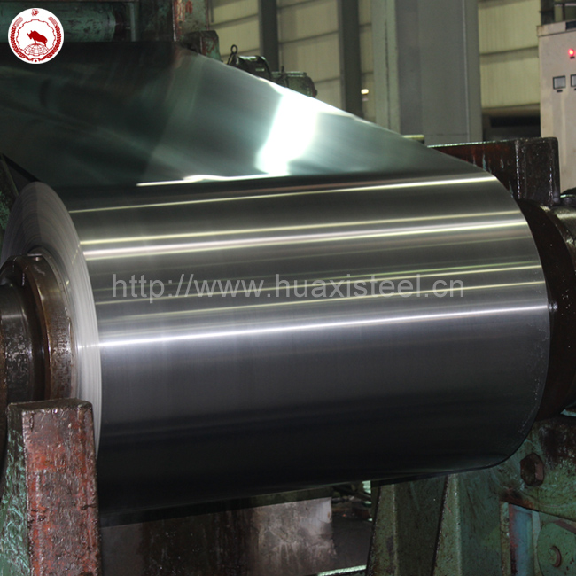 Carbon Steel Material JIS G3141 SPCC Cold Rolled Annealed Steel Coil for Motor Oil Tank