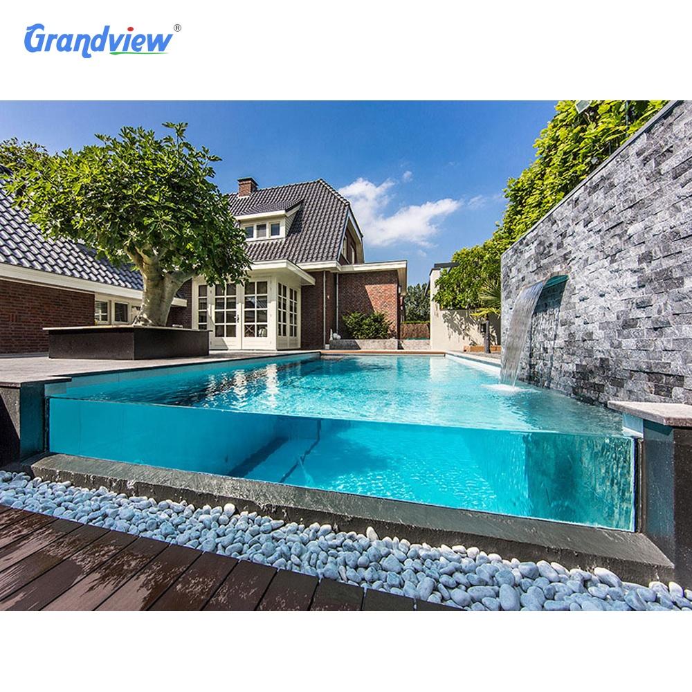 Spa Plexiglass Sheets For Clear Acrylic Swimming Pool Glass Walls - Buy  Clear Acrylic Pool Walls,Acrylic Swimming Pool Wall,Acrylic Glass Pool  Product ...