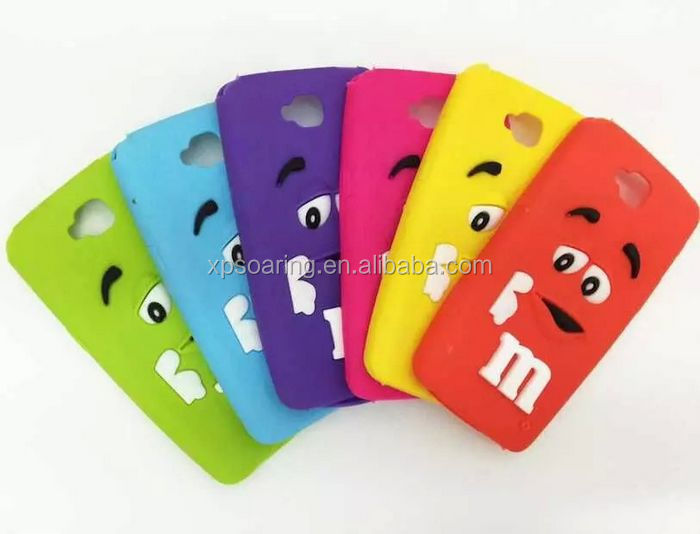 Smart Chocolate beans silicone case cover for LG Pro Lite D680