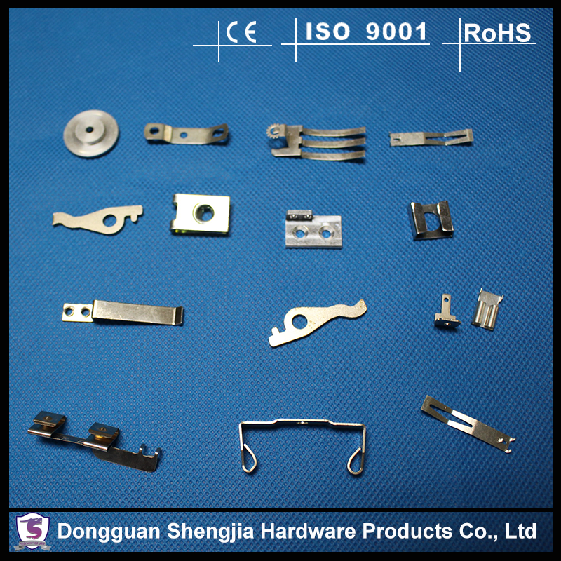 OEM many kinds of metal stamping terminals