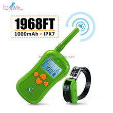 LoreWin P680 New Pet Dog Electronic Shock Remote Dog Slave Training Collar for Small Dog