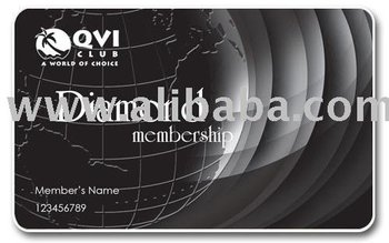 Diamond Vacation Club Membership card