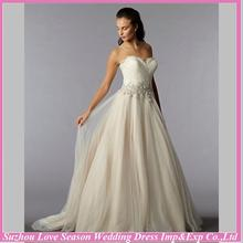 Professional supplier wedding dresses shop in dubai for wholesales