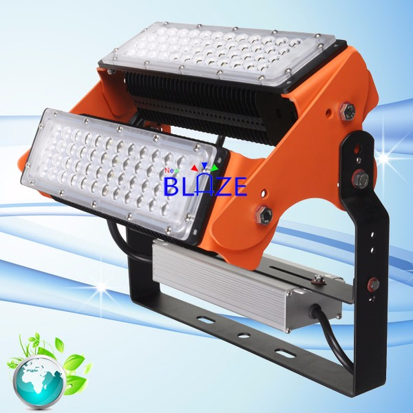 led 100w flood light/high bay light/tunnel light IP65 waterproof