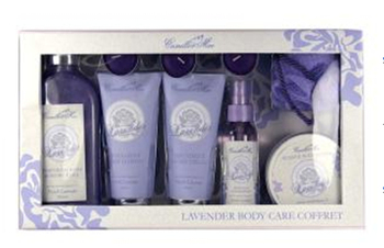 Antique Lavender Hard Box Set