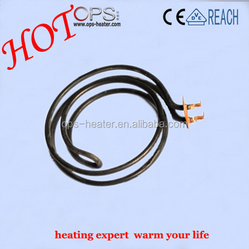 2000w electric tubular heater for oven
