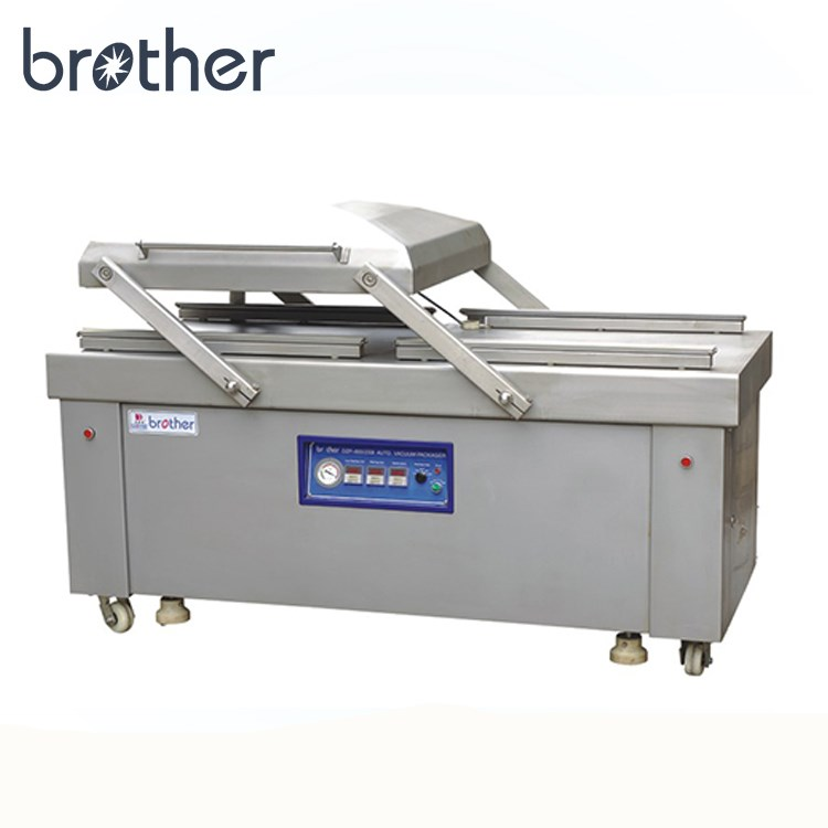 Busch Vacuum Pump dz/dzq Tea Meat PCB Nitrogen Manual Vacuum Brick Bag Sealer Packaging Packing Machine