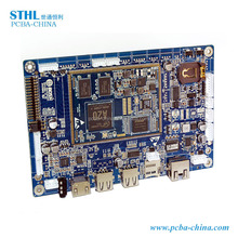Shenzhen fast lead time custom electronic pcba cicuit board PCB manufacture