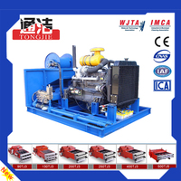 High Quality 2760bar Oil Field High Pressure Washer for Industry