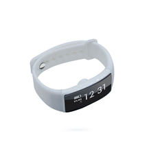 Hot selling Sleeping monitor smart band bracelet fitness band watch with pedometer