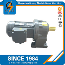 3 phase 200W coaxial drive gear motor for elevator