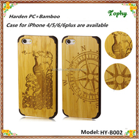 For iphone 6s case wholesale wooden cellphone case cover Customized design