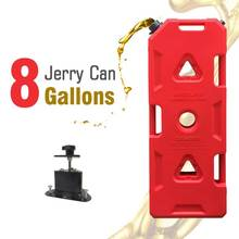 Safety No Leakage 20 Liter to 25 Liter Plastic Jerry can with Holder