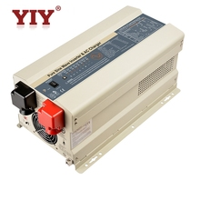 1500W hybrid solar inverter dc to ac power inverter with battery charger