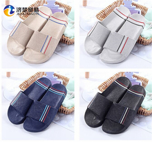 Men shoes 2017 ladies sleeper in door slipper shoes sandal