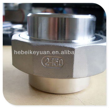 2013 Best-quality stainless steel 304/316 welding union