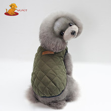 Various Good Quality Dog Clothes Fashion Design Thick Jacket Winter
