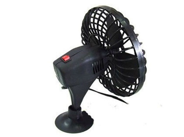 HF-801(7) DC 12V/24V Car Fan auto cool solar fan Car Fan Electrical Fans For Cars With clip/Auto Fan, Oscillating Fa