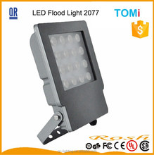 10W LED Flood light new design ultra slim no flicker no glare frosted cover economic mini led flood light