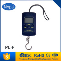 High Precision 40kg electronic digital hanging luggage balance portable weight scale